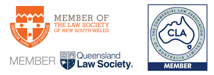 Member of the Law Society NSW Logo